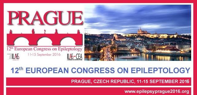 The 12th European Congress on Epileptology (Prague/ 11 September 2016)